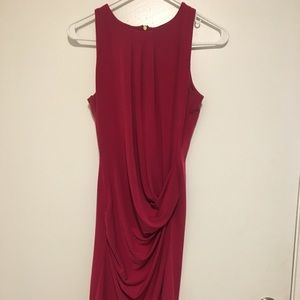 Michael Kors fuschia dress